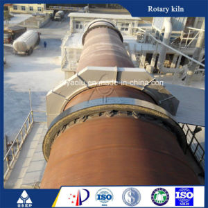China High Quality Metallurgy Rotary Kiln for Lime Calcination pictures & photos