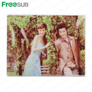 Freesub Printing Machine Sublimation Glass Photo Frame (BL-16) pictures & photos
