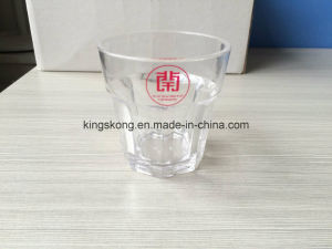 250ml Tableware Clear Plastic Cup pictures & photos