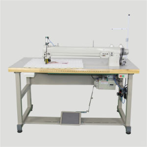 Long Arm Trade Mark Zigzag Sewing Machine (JQ-2) pictures & photos