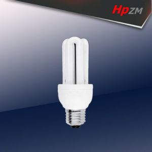 CFL 3u 18W Energy Saving Lamp pictures & photos