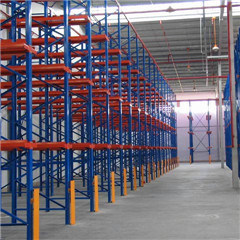 China Nanjing Manufacturer Storage Logistic Equipment Pallet Racking pictures & photos