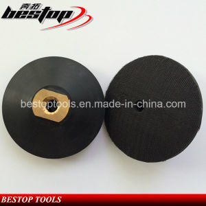Rubber Convex Backer Pads for Concave Granite Polishing Pad pictures & photos