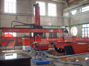 Automatic Column and Boom Welding Center/Welding Manipulator pictures & photos