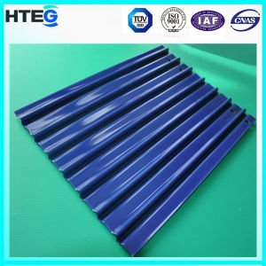 Enamelled Corrugated Plate for Rotating Air Preheater/Basketed Heating Elements pictures & photos