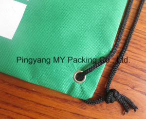 OEM Manufacturer Printing Drawstring Promotion Bag pictures & photos