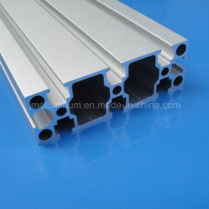 Aluminum Extrusion 6063 Profiles pictures & photos