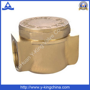 Brass Plumbing Check Valve (YD-3010) pictures & photos