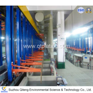 Automatic Rotary Vertical Plating Machine
