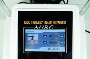 Radio Frequency Skin Massage Monopolar RF Facial SPA Machine pictures & photos