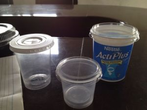 Plastic Cup Making Machine with Ce Certificate (PPTF-70T) pictures & photos