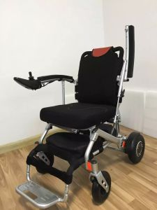 Electric Wheelchair Power Wheelchair007plus pictures & photos