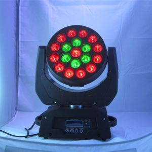 Buy 19PCS Wash LED Beam Moving Head Disco LED Light pictures & photos