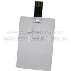 Credit Card Shaped UDP USB Flash Drive (S1A-8501C) pictures & photos