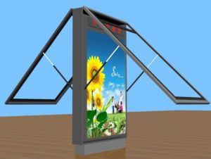 Aluminum Advertising LED Pylon Sign LED Light Box Display pictures & photos