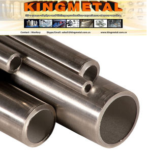 Cold Drawn Polished 304L TP304 Seamless Stainless Steel Tube pictures & photos