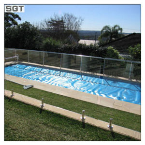 6-12mm Low Iron Toughened Starphire Crystal Clear Fencing Glass pictures & photos