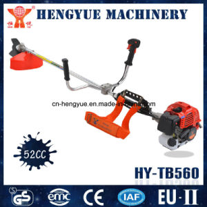 Hot Selling 2 Stroke Portable 52cc Brush Cutter pictures & photos