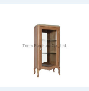 Bulk Classical Elegant Home Furniture Cabinet with Glass pictures & photos