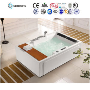 Luxury New Disign Hydro Massage Indoor Bathtub (SF5A006) pictures & photos