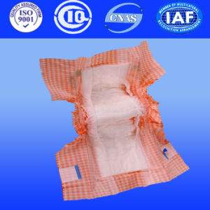 Economic Diapers with Leaking Guard and Good Absorbent pictures & photos