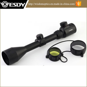 3-9X50e Optical Tactical Riflescope with Free Mount pictures & photos