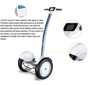 Kingwheel Portable Two Wheels Standing-up Scooter (KW-C002)