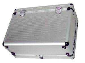 Quality Colorful Hard Aluminum Makeup Case Salon Beauty Cosmetic Case pictures & photos