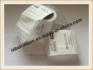 Single Side or Double Side Label Printing Ribbon pictures & photos