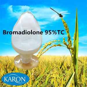 Rodenticides Bromadiolone 98%Tc 0.5% Tk Powder,