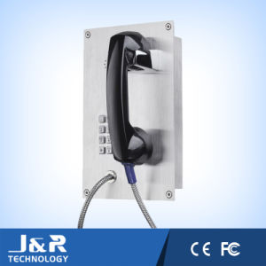 SIP Industrial Telephone Wall Mounting Jr208-Fk Emergency Phones pictures & photos