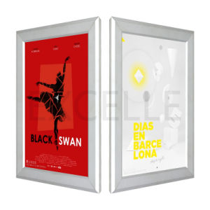 A1 Size Clip Frame High Quality Aluminum Sign Poster Holder pictures & photos