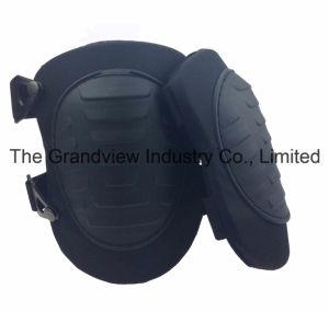 Anti-Slip TPR Cap Labor Knee Pad (QH3038)