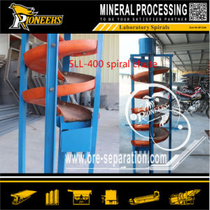 Small Laboratory Ore Sampling Analysis Testing Machinery Mineral Spiral Separator pictures & photos