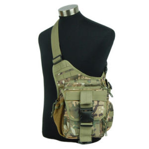 Anbison-Sports Tactical Utility Side Shoulder Carrier Bag pictures & photos