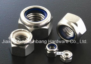 Hex Nylon Lock Nuts (DIN985 M3-M48) pictures & photos