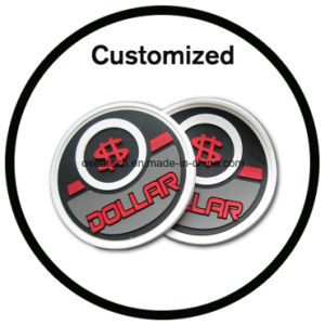 Customized Silicone Patch Reflective pictures & photos