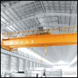 Overhead Isolation Crane with Hook Cap. 5~50/10t (Model QY)