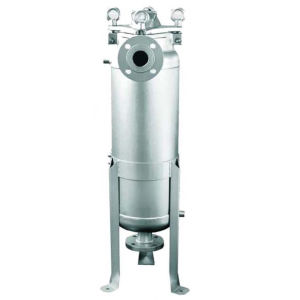 Ce Certified Sanitary Steel Cartridge Filter Housing for Sanitary Liquid Filtration pictures & photos