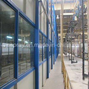 Electrophoresis Coating Production Line for Bus Company