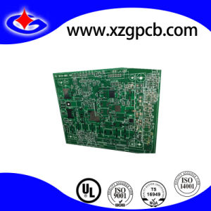 6 Layer Central Control System PCB with BGA pictures & photos