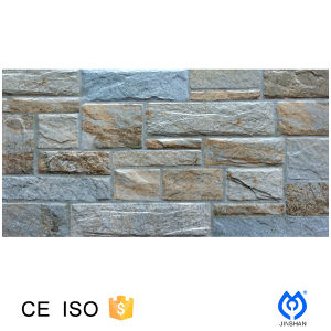 30X60 Stone Look 3D Porcelain Wall Tile for India Design
