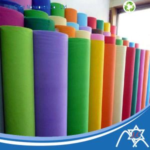 Shopping Bag Product Textile of Colorful PP Spunband Nonwoven Fabric pictures & photos