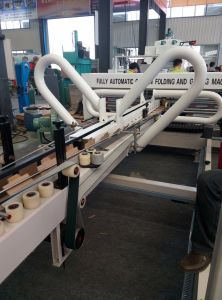 3D Box Maker Automatic Folding Gluer Machine Manufacturer in China pictures & photos