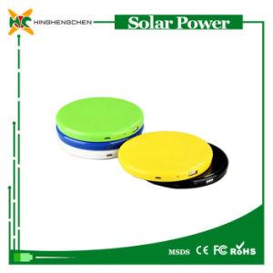 Wholeasle Mini Solar Power Bank 1100mAh pictures & photos