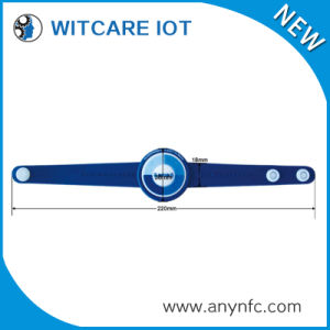 Top Quality RFID Wristband with Passive Tag