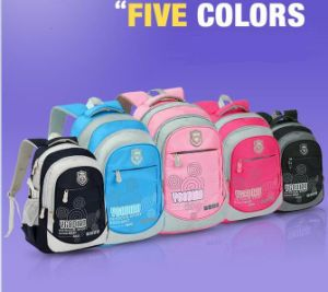 OEM New Model High Quality Kid′s School Bags