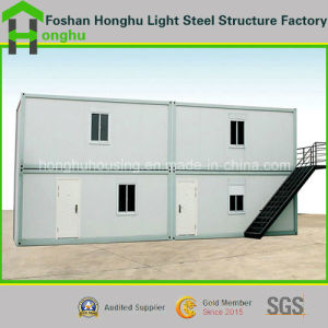 Mobile Prefabricate Container House with Factory Price pictures & photos