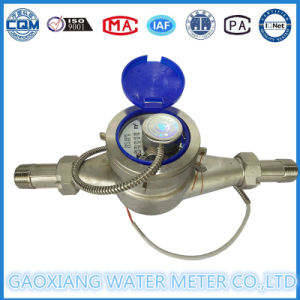 304 Stainless Steel Pulse Water Meter Dn32mm pictures & photos