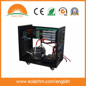 (T-24153) 24V1500W30A Pure Sine Wave PV Inverter & Controller pictures & photos